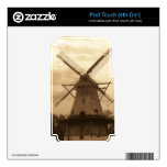 Vintage Skin For iPod Touch 4G