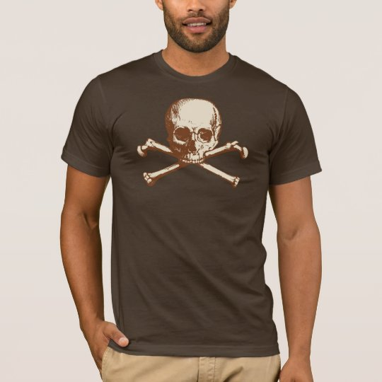 Vintage Skull and Crossbones T-Shirt