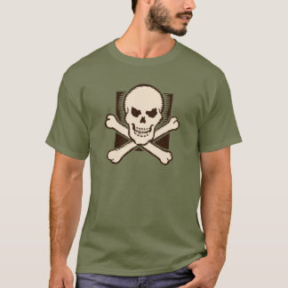 Vintage Skull and Crossbones T-Shirt