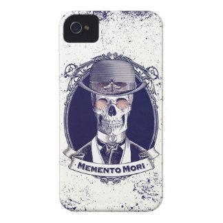Vintage Skull Art Memento Mori iPhone4/4S case iPhone 4 Cases