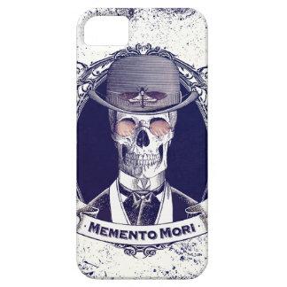 Vintage Skull Art Memento Mori iPhone5 case iPhone 5 Cover