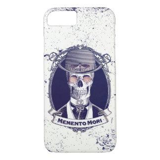 Vintage Skull Art Memento Mori iPhone 8/7 Case