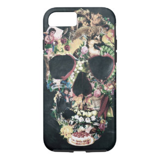 Vintage Skull iPhone 7 Case