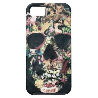 Vintage Skull iPhone SE/5/5s Case