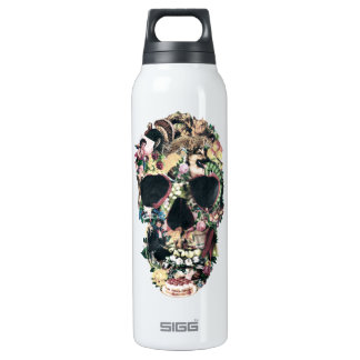 Vintage Skull SIGG Thermo 0.5L Insulated Bottle