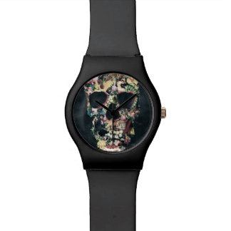 Vintage Skull Wrist Watches