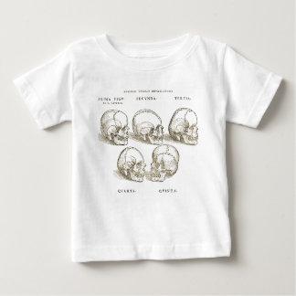 Vintage Skulls Baby T-shirt