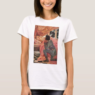 Vintage Sleeping Beauty by Jessie Willcox Smith T-Shirt