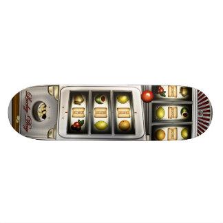 Vintage Slot Machines Skate Decks