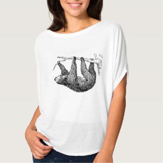 Vintage Sloth Tshirt