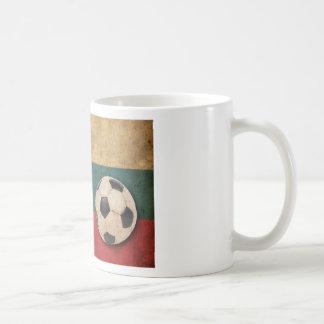 Vintage Slovakia Football Classic White Coffee Mug
