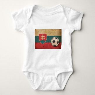 Vintage Slovakia Football T Shirt