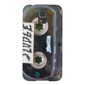 vintage sludge cassette by sludgeart galaxy s5 cover