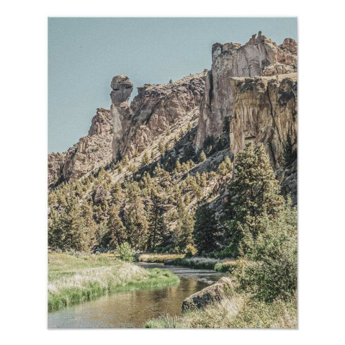 Vintage Smith Rock State Park // Rocks