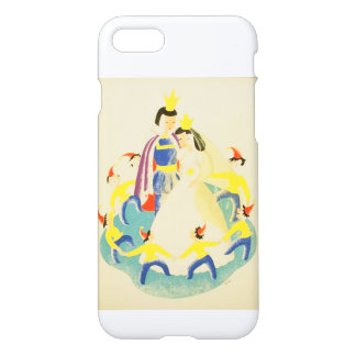 Vintage Snow White and the Seven Dwarfs iPhone 8/7 Case