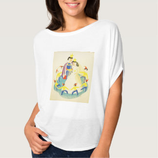 Vintage Snow White and the Seven Dwarfs Poster T-Shirt