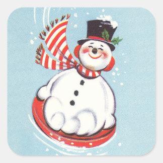 images vintage snowman