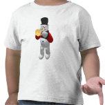 Vintage Snowmen: Trumpeter Tshirt