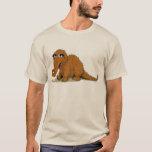"Vintage Snuffleupagus T-Shirt<br><div class=""desc"">Check out Snuffy in this vintage graphic!        &#169;  2014 Sesame Workshop. www.sesamestreet.org</div>"