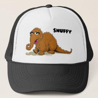 Vintage Snuffleupagus Trucker Hat