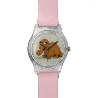 Vintage Snuffleupagus Wrist Watch