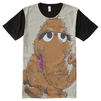 Vintage Snuffy All-Over-Print T-Shirt