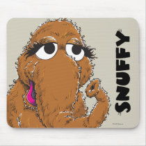 Vintage Snuffy Mouse Pad