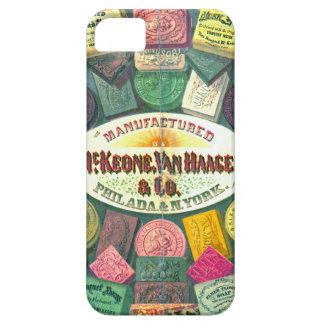 Vintage Soap Ad 1865 iPhone SE/5/5s Case
