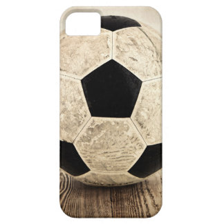 Vintage Soccer ball iPhone SE/5/5s Case