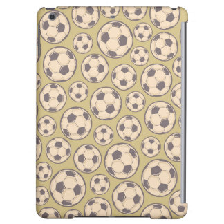 Vintage Soccer Balls iPad Air Case