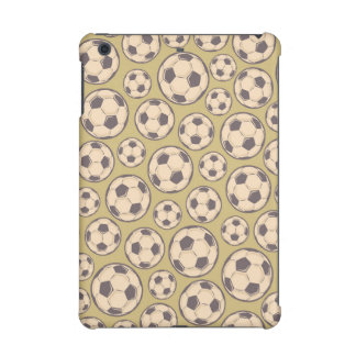 Vintage Soccer Balls iPad Mini Case