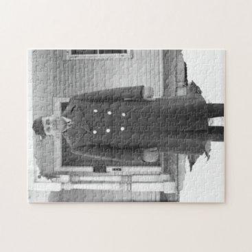 Vintage Soldier Puzzle