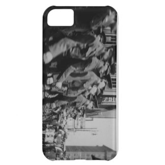 Vintage Soldiers Marching iPhone 5 Case-Mate Case For iPhone 5C