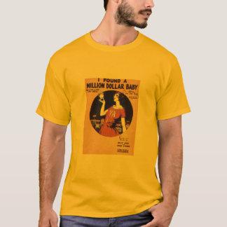 Vintage Songsheet 1900's-1920's T-Shirt