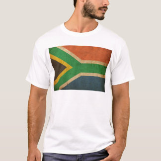 Vintage South Africa Flag T-Shirt