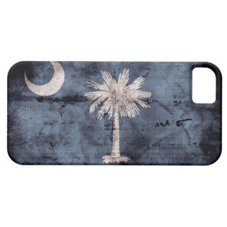 Vintage South Carolina Flag iPhone 5 Cases
