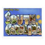 Vintage South Carolina Postcard