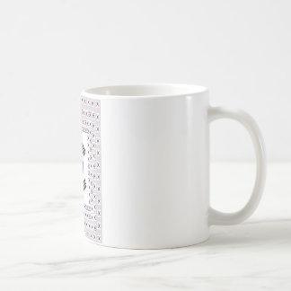 Vintage South Korea Coffee Mug