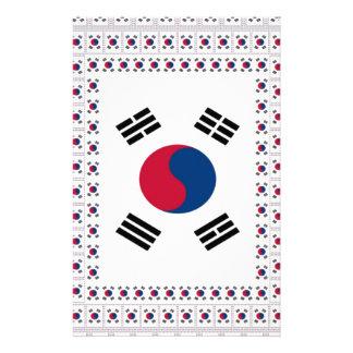 Vintage South Korea Stationery