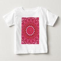 Vintage Southwest Tribal Pattern Print Baby T-Shirt