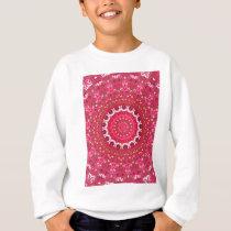Vintage Southwest Tribal Pattern Print Sweatshirt
