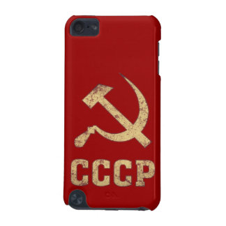 Vintage Soviet Union iPod Touch (5th Generation) Cases