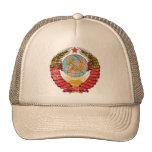 Vintage Soviet Union Trucker Hat