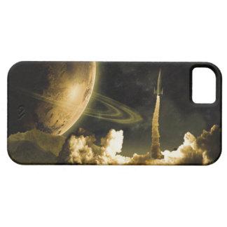 Vintage Space Launch iPhone SE/5/5s Case
