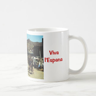 Vintage Spain, Catalan, dance Sardane Coffee Mug