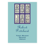 Vintage Spanish Tarot Business Cards