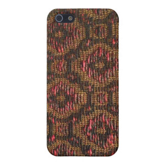 Vintage Speaker Grill Covering Pattern Cover For iPhone SE/5/5s