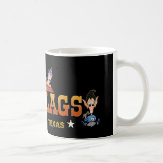 Vintage Spees All 6 Flag Coffee Mug
