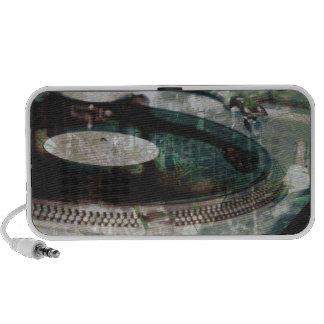 vintage spin travelling speaker