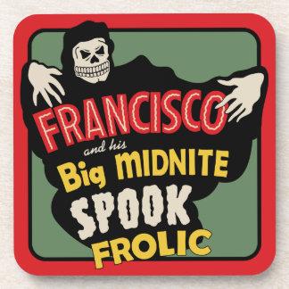 Vintage Spook Show Francisco Coasters